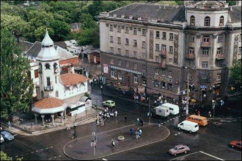 Whores of the city of Nikolaev